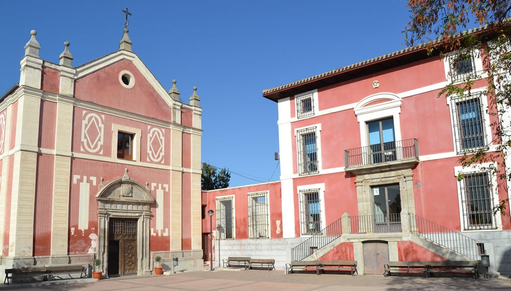 Santuario de Valverde