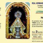 Lotería de Navidad Hermandad Virgen de Valverde